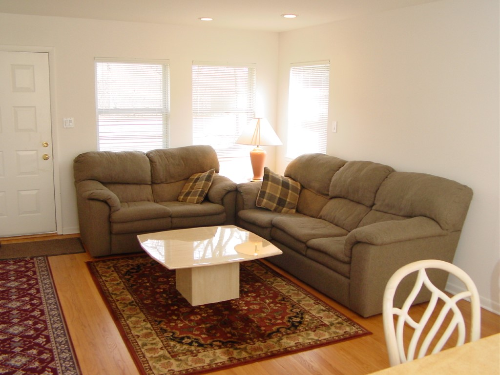 Beacon Funding Men's Intern House Living Room